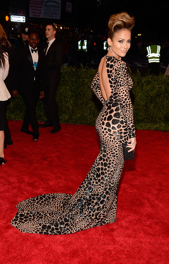 Jennifer López, gala, Met, mejor vestidas