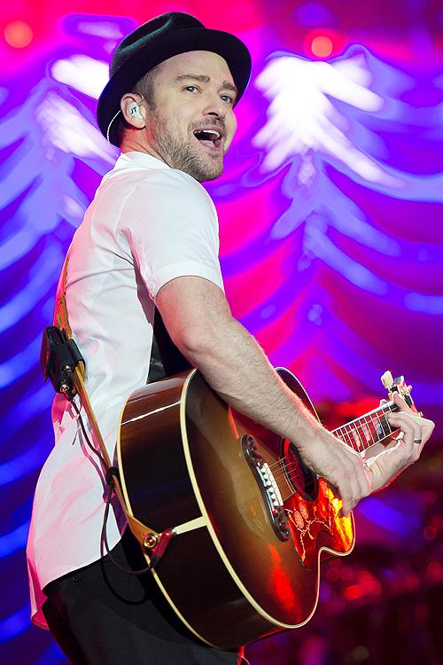 Justin Timberlake, Rock in Rio