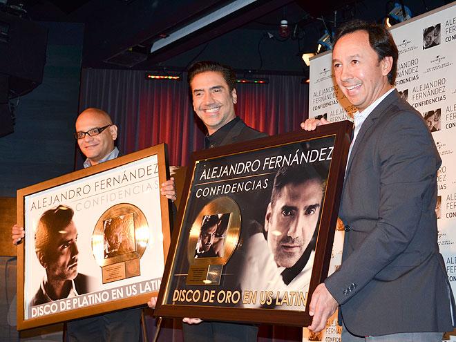 Alejandro Fernández, Míralos
