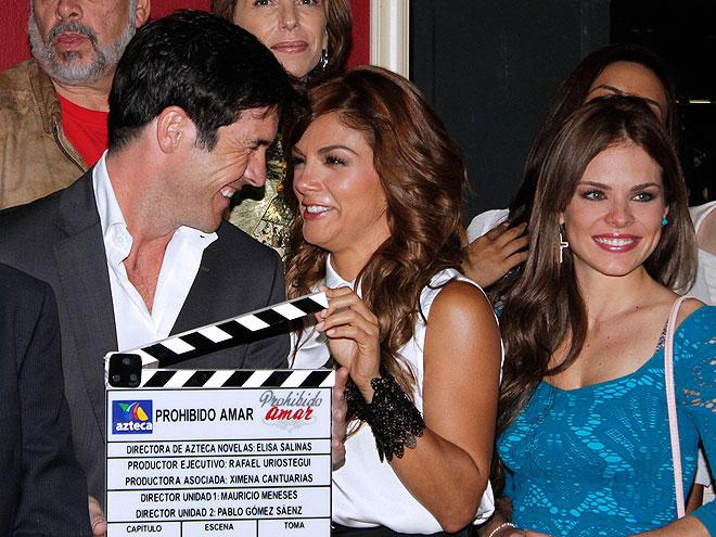 Rossana Najera, Marco de Paula, Míralos