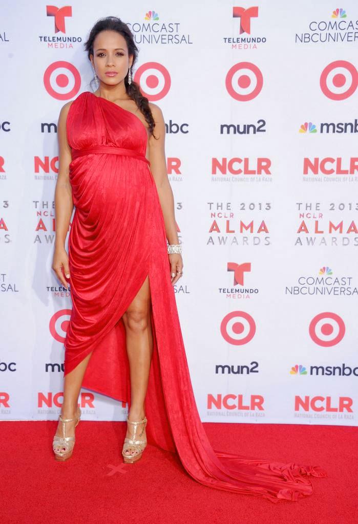 Dania Ramírez, El look del día