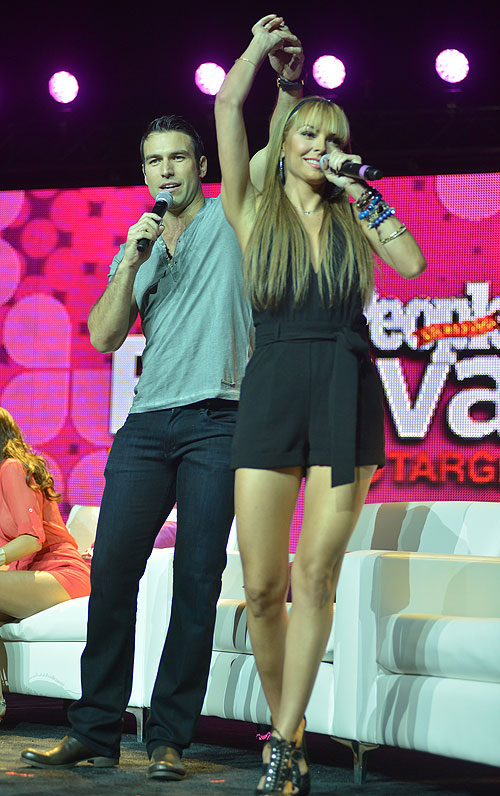 Marjorie de Sousa, Rafael Amaya