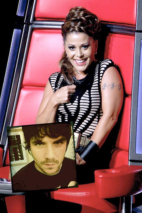 Alejandra Guzmán, Dani Martin