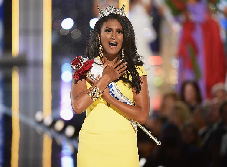 Nina Davuluri, Míralos, Miss America