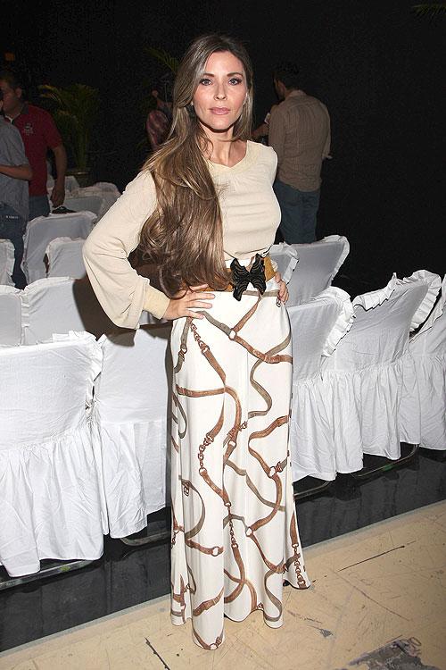 Isabella Camil, El look del día