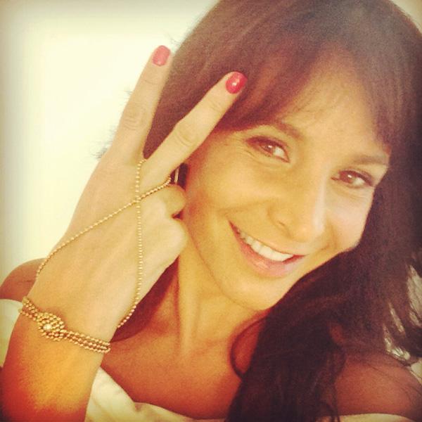 Lorena Rojas, pulseras