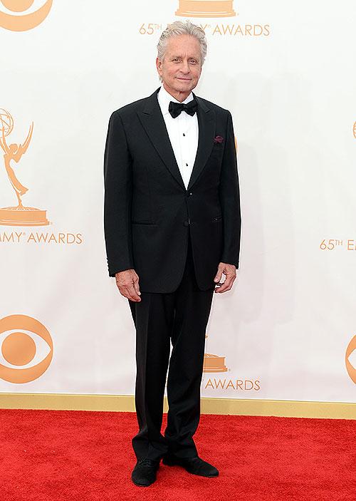 Michael Douglas, Emmys 2013