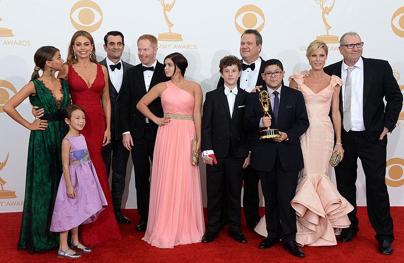 Modern Family, Emmys 2013