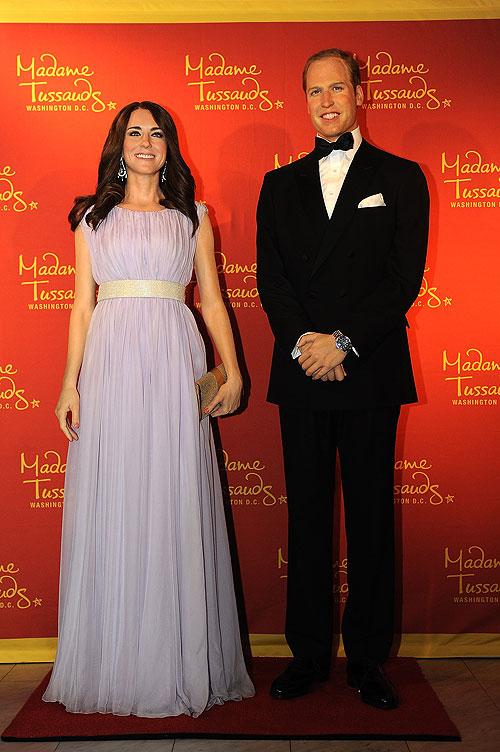 Príncipe William, Kate Middleton, Míralos