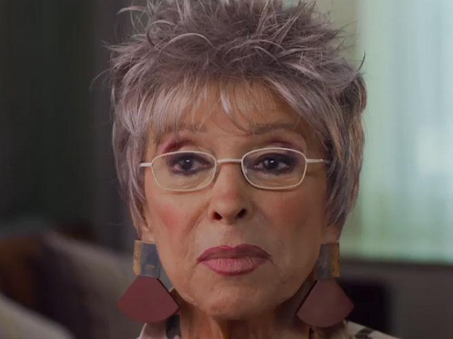 Rita Moreno, Latino Americans, documental