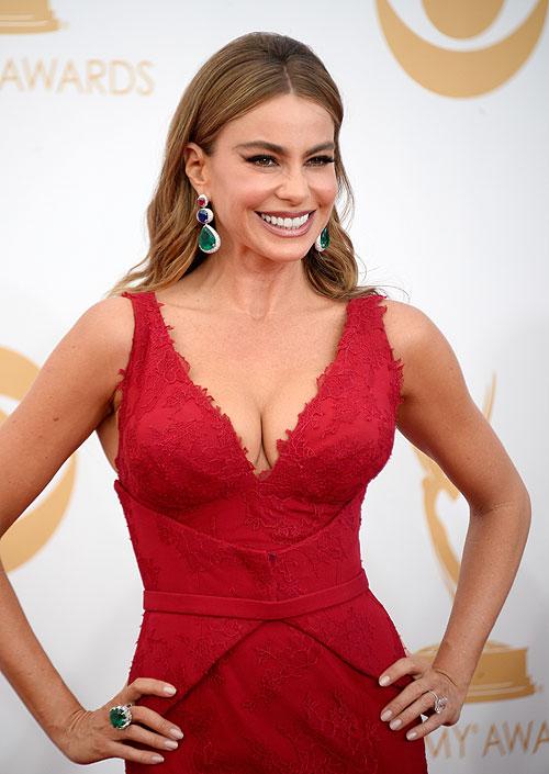Sofía Vergara, Emmy 2013