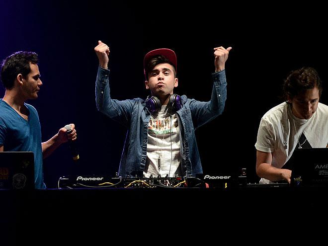 3BallMTY, Erick Rincón, DJ Otto y Sheeqo Beat