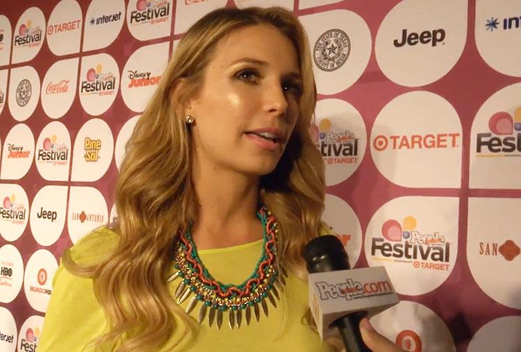 Alessandra Villegas, Festival People en Español