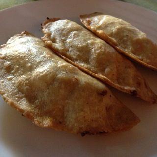Empanadas de marlin