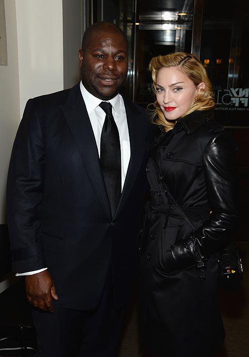 Madonna, Steve McQueen, Míralos