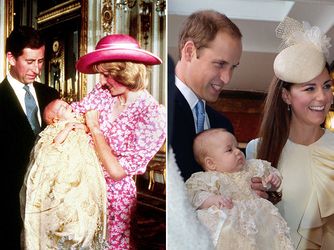 Bautizo príncipe George