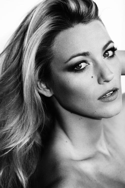 Blake Lively para L'Oréal