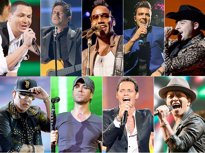 MEJOR CANTANTE MASCULINO, Premios People, Estrellas de año