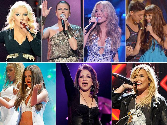 MEJOR CANTANTE FEMENINA, Premios People, Estrellas del año