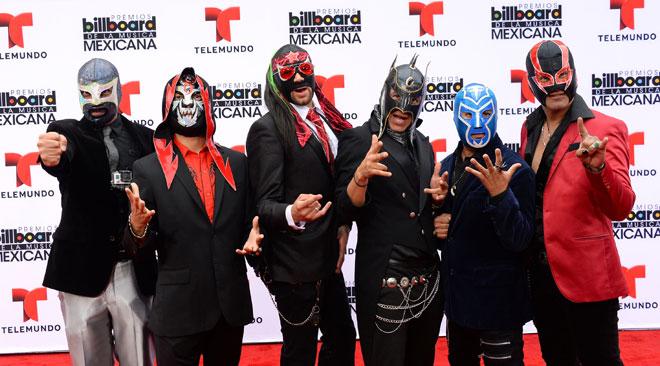 Conjunto Nueva Ola, Mexican Billboards 2013, Ellos