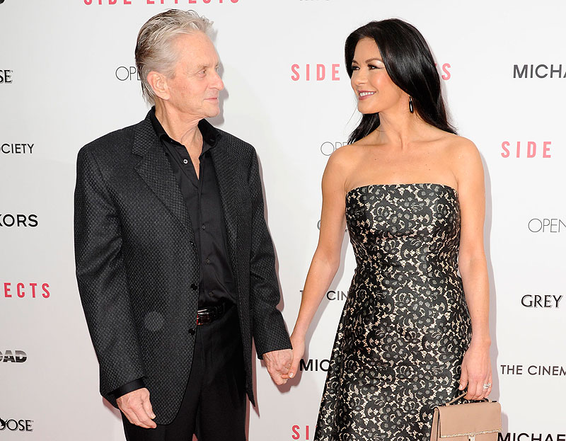 Michael Douglas, Catherine Zeta-Jones, parejas duraderas