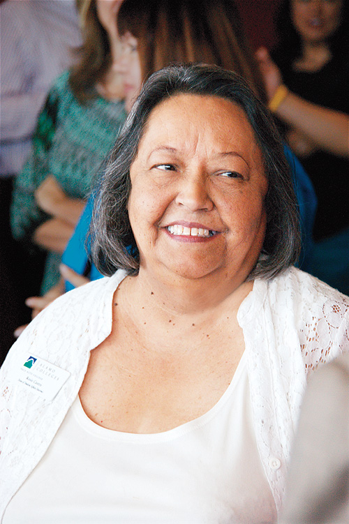 25, poderosas, mujeres, 2013, María Rosie Castro