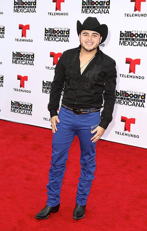Gerardo Ortiz, Mexican Billboards 2013