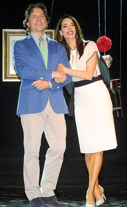 Guy Ecker, Susana González, Míralos
