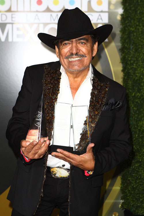 Joan Sebastian, Mexican Billboard 2013, Ellos