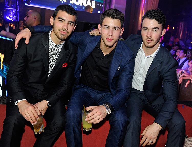 Jonas Brothers, Nick, Joe, Kevin
