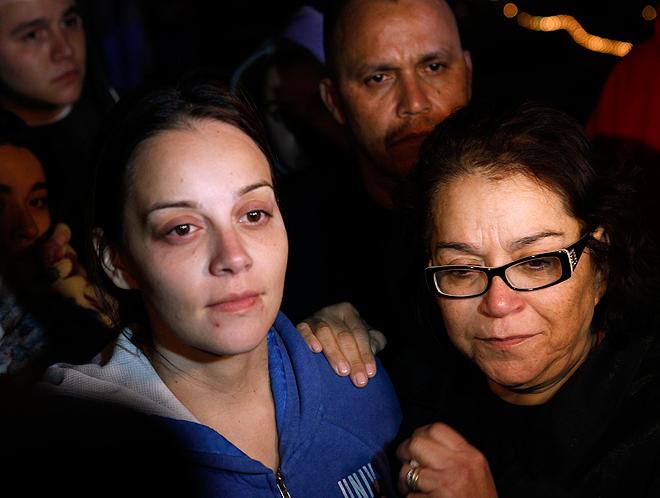 Rosa Saavedra, Rosie Rivera, Jenni Rivera