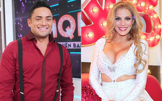 Manny Manuel, Malillany Marín, Mira quién baila, quinta gala