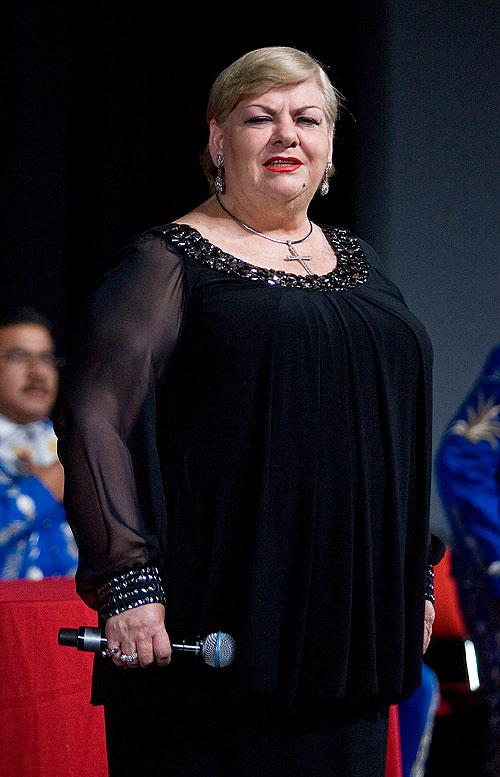 Paquita la del Barrio, Latin Grammy 2013