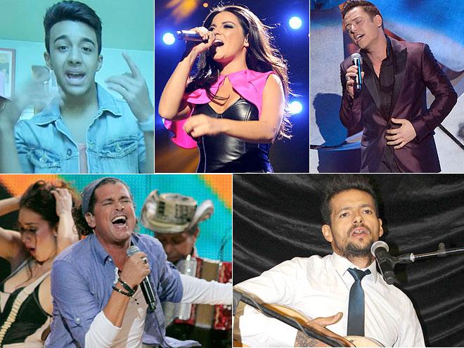 EL REGRESO DEL AÑO, Premios people en español, estrellas del año