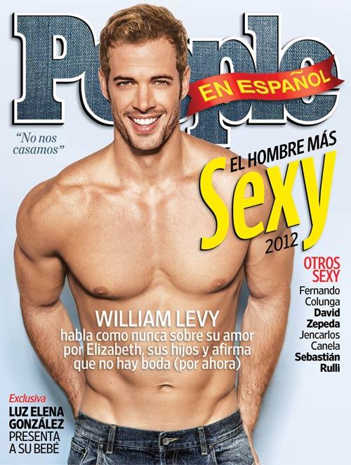 William Levy, el hombre más sexy 2012