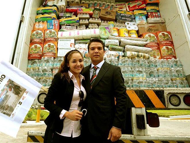 Sherlyn, Gerardo Islas
