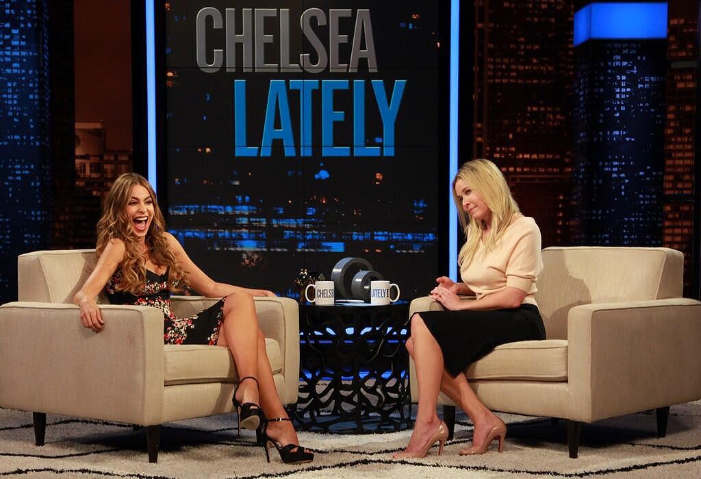 Sofía Vergara, Chelsea Handler, Chelsea Lately