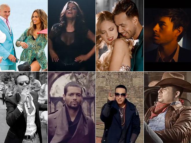 MEJOR VIDEO DEL AÑO, Premios People, Estrellas del año