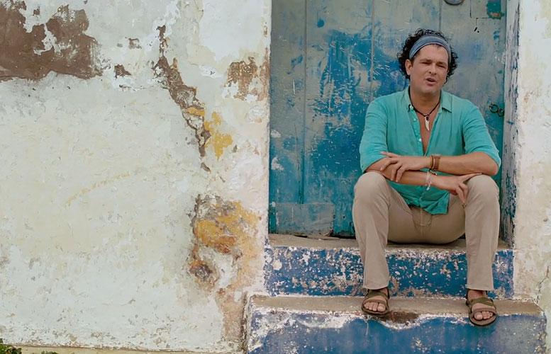 Carlos Vives, La foto de los dos, video