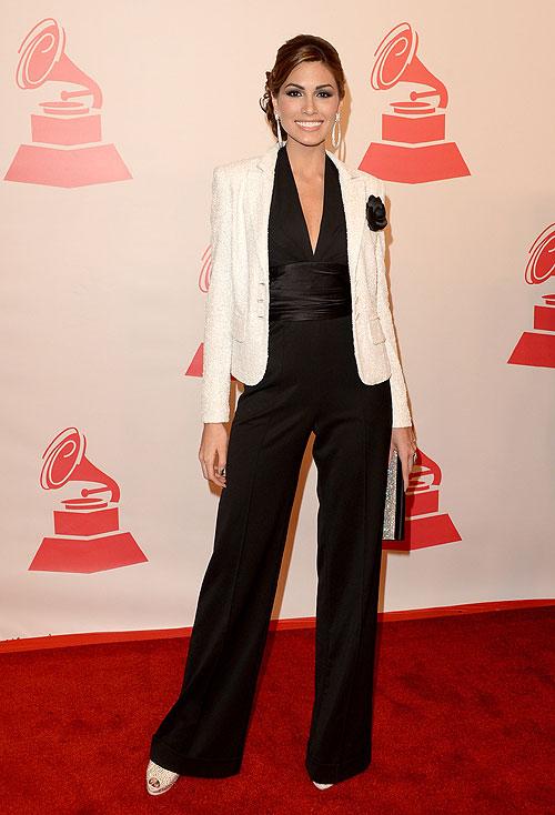 Latin Grammy 2013, Homenaje a Miguel Bosé, Persona del Año, Gabriela Isler