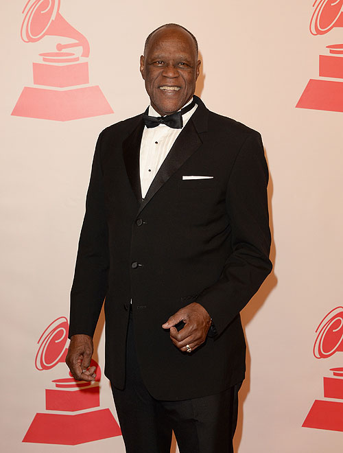 Latin Grammy 2013, Homenaje a Miguel Bosé, Persona del Año, Johnny Ventura