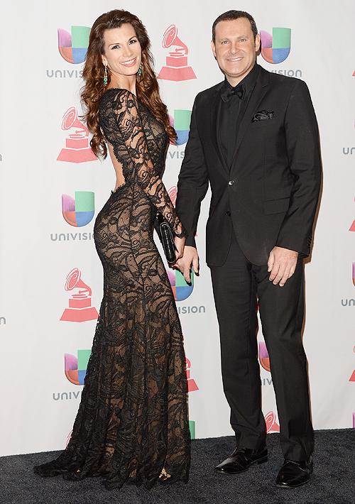 Alan Tacher, Latin Grammy 2013
