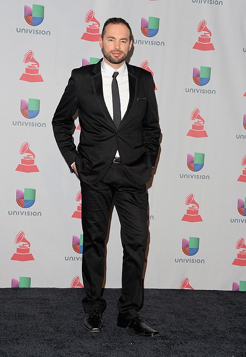 Santiago Cruz, Latin Grammy 2013
