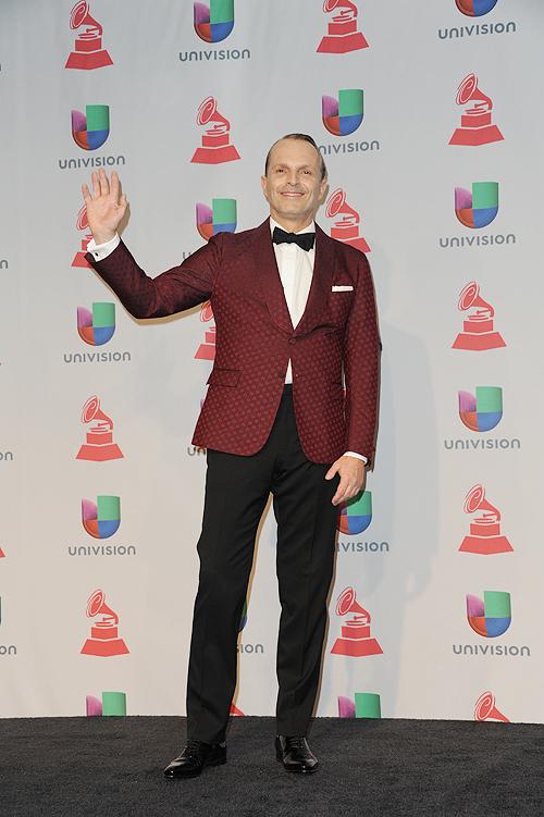 Miguel Bosé, Latin Grammy 2013