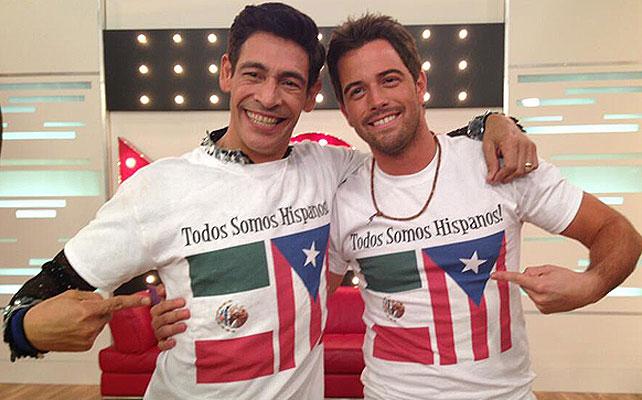 Johnny Lozada, Mane De La Parra, Mira quién baila