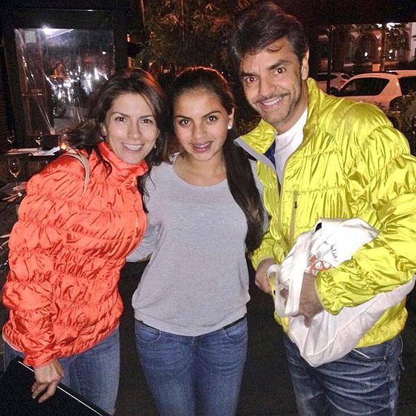Alessandra Rosaldo, Eugenio Derbez, Sin filtro