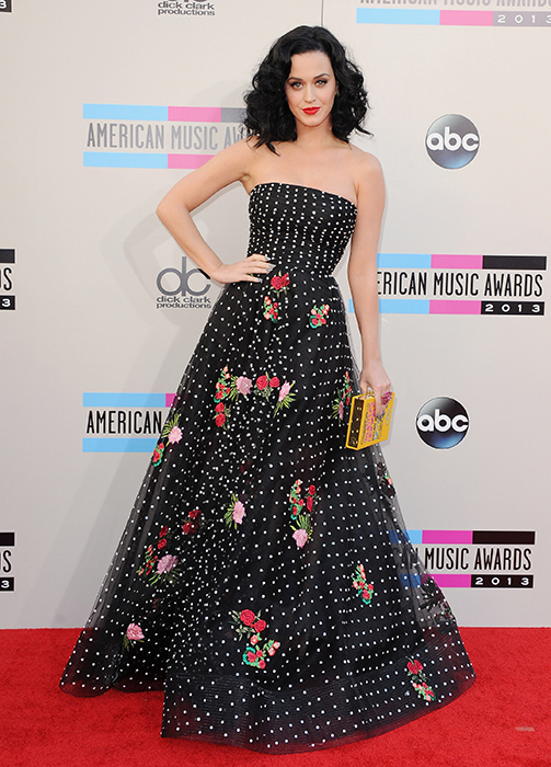 KATY PERRY, American Music Awards 2013