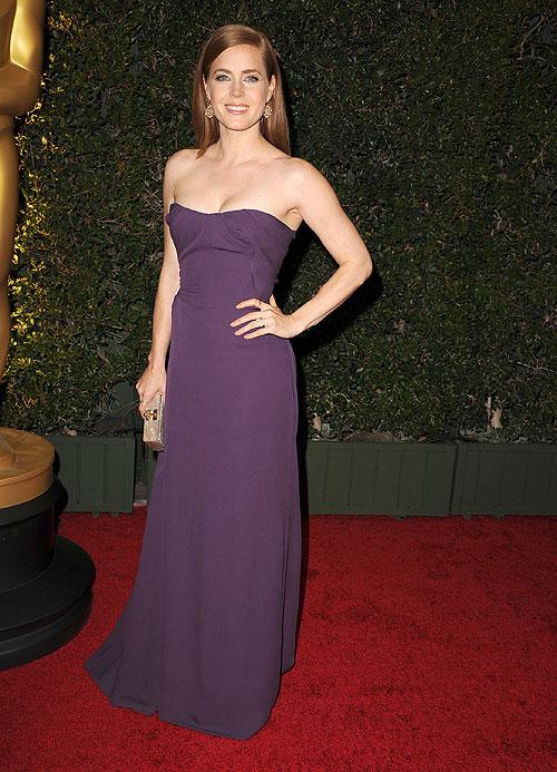 Amy Adams, El look del día