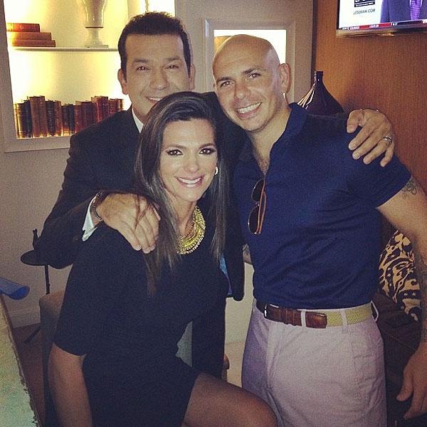 Bárbara Bermudo, Pitbull, Sin filtro