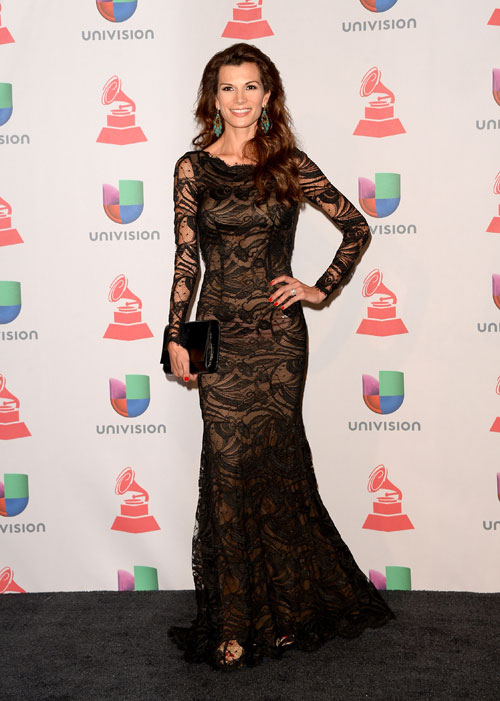 Latin Grammy 2013, CRISTINA BERNAL